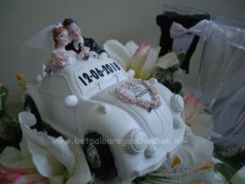 Spaarpot met huwelijksdatum