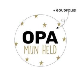 """Sticker """"Opa"""""""