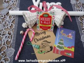 Kerstpresentje in zakje
