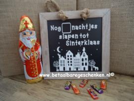 Sinterklaas aftelbord