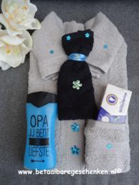 Handdoekoverhemd Opa/Papa
