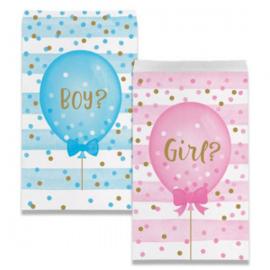 Traktatie/cadeauzakjes geboorte