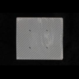 Luxe inpakfolie zilvergrijs