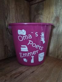 Oma's Poetsemmer
