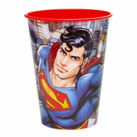 """Kunststof Beker """"Superman"""""""