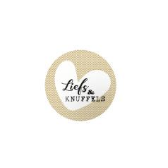 """Sticker """"Knuffels"""""""
