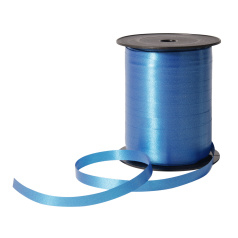 Krullint 10 mm Kobaltblauw