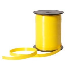 Krullint 10 mm Geel