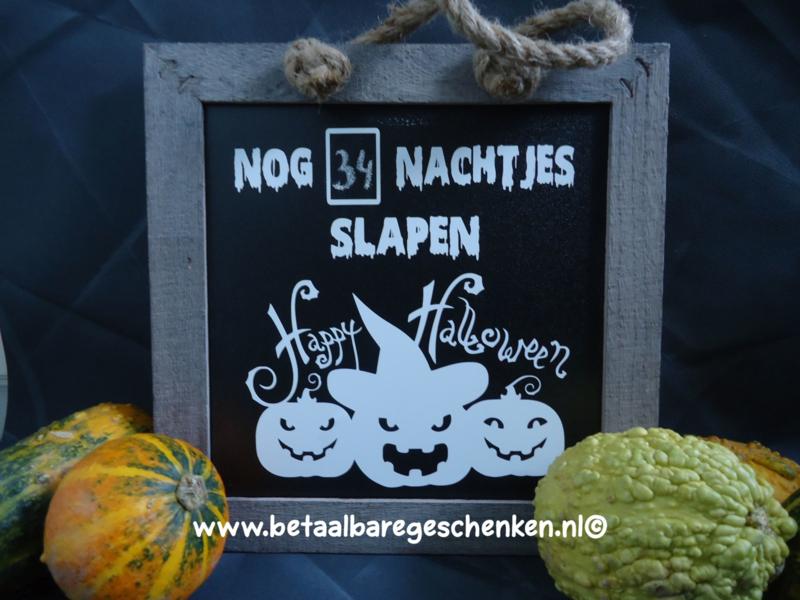 Halloween aftelbord