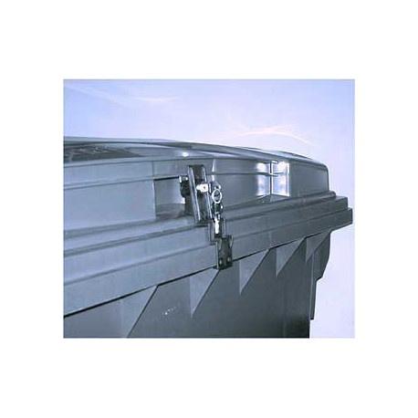 """Containerslot SULO 660 770 en 1.100 liter type """"vlakdeksel"""""""