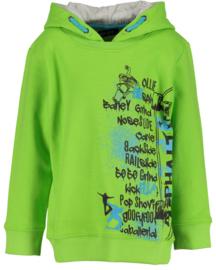 Blue Seven Sweater 'Skater Boy' Helder Groen