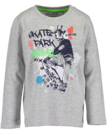 Blue Seven Longsleeve 'Skater Boy' Grijs