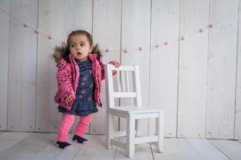 Dirkje Jas 'Shine Bright' Neon Pink