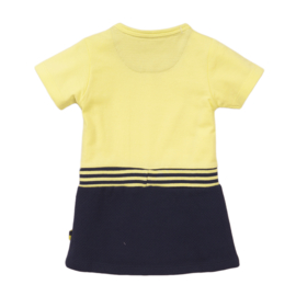 Dirkje Jurk Navy/ Yellow