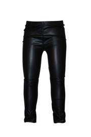 DJ Dutchjeans Legging 'Leather-Look' Black