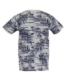 Blue Seven Shirt 'Beach Court' Grijs