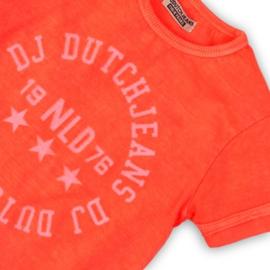 DJ Dutchjeans Shirt Bright Coral