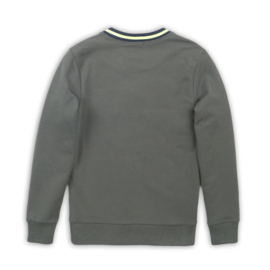 DJ Dutchjeans Sweater Army Green