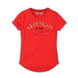 DJ Dutchjeans Shirt Bright Red