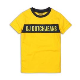 DJ Dutchjeans Shirt  Yellow