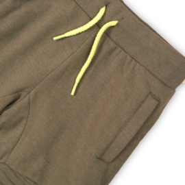 DJ Dutchjeans Joggingshorts Faded Army Green