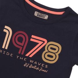 DJ Dutchjeans Shirt 'Surfrider' Navy