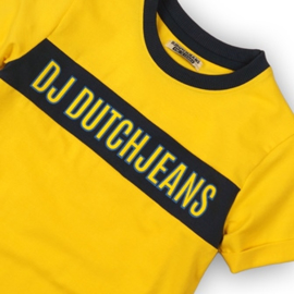 DJ Dutchjeans Shirt  Yellow