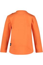 4President Longsleeve 'Claus' Neon Orange