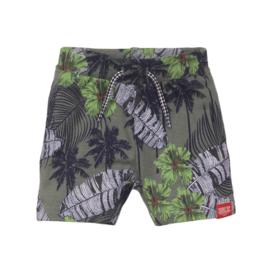 Dirkje Short 'Hawaii'  Multi Colour