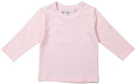 Dirkje Basic Shirt Lange Mouw Roze