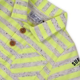 Dirkje Polo Neon Yellow