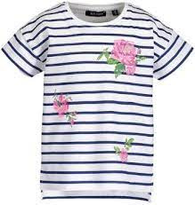 Blue Seven Shirt 'Stripe'