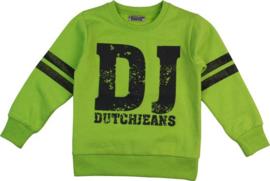 DJ Dutchjeans Sweater Bright Green