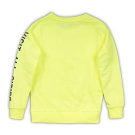 DJ Dutchjeans Sweater Neon Yellow