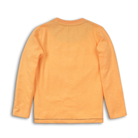 DJ Dutchjeans Shirt  Bright Orange