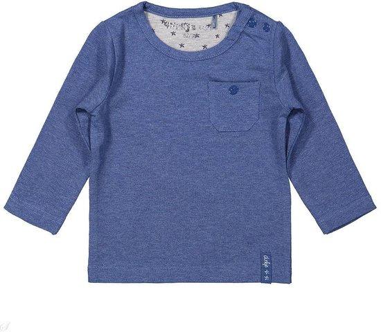 Dirkje Basic Shirt Blauw