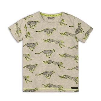 DJ Dutchjeans Shirt Grey Melee