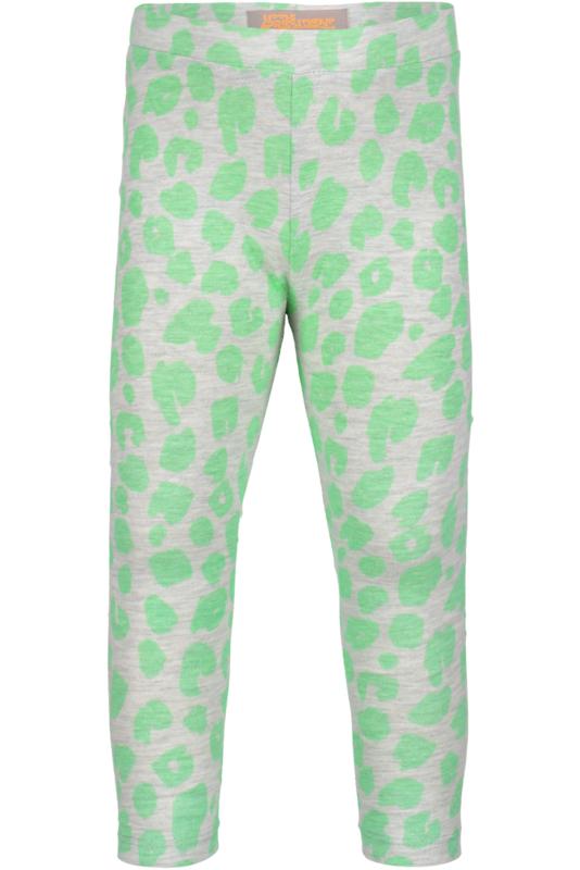 4President Legging 'Erna' Neon Pastel Green