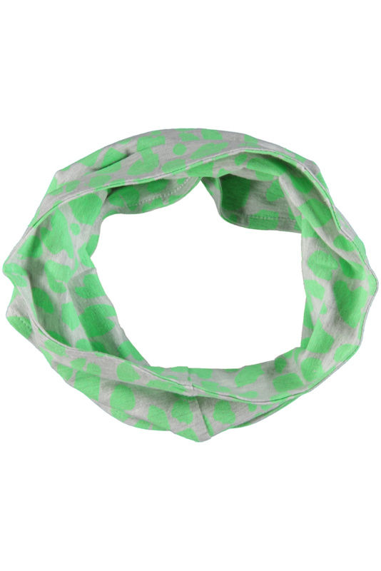 4President Sjaal/Bandana 'Nel' Neon Pastel Green
