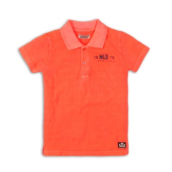 DJ Dutchjeans Polo Bright Coral