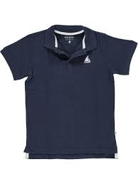 Blue Seven Polo 'Basic' Donkerblauw
