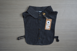 Like Flo kraagje black denim maat T3 (140/164)