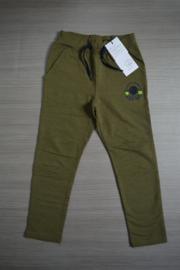 Name-it broek NkmNewport groen maat 116