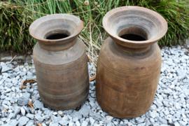 Otentic Design houten kruik nr:9928 M
