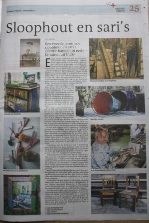 Otentic-Woonstins-artikel-Leeuwarder Courant 27-7-2013.jpg