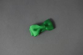 Baby haarknipje 'groen'