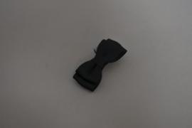 Klein strikje 'zwart'