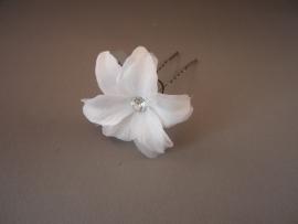 Haarsteker 'flower'