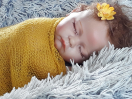 Newborn set 'oker'