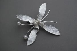 Vlinder 'zilver'